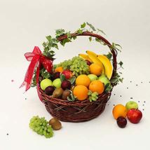 Juicy Fruits Basket: Edible Gifts