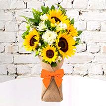 Sunflower Galore Bunch