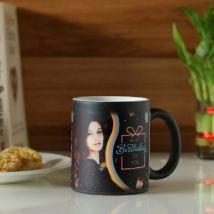 Happy Birthday Personalised Magic Mug: New Arrival Gifts in Dubai